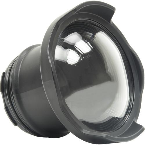 "AOI DLP-004 4"" Acrylic Semi-Dome Port for Olympus PEN Underwater Camera Housings"
