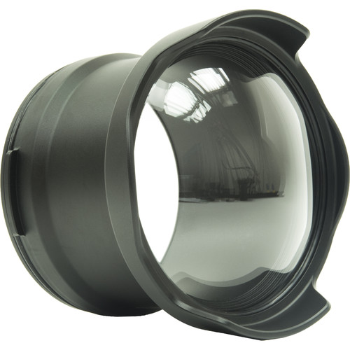 """AOI DLP-010 4"""" Acrylic Semi-Dome Port for Olympus OM-D Underwater Camera Housings"""