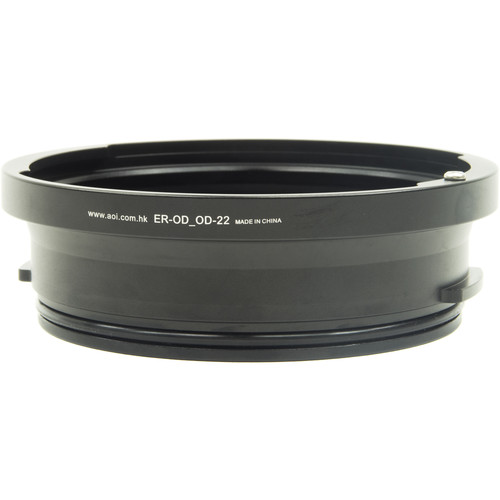 AOI 22mm Extension Ring for Olympus OM-D Mount Port & Olympus OM-D Mount Housings