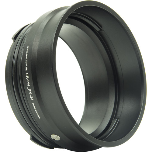 AOI 24mm Extension Ring for Olympus PEN Lens Ports & OM-D Underwater Housings
