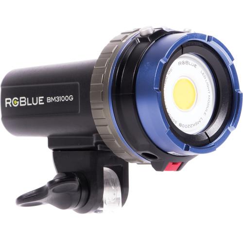 RGBlue UW Lighting System 01 Underwater LED Video Light