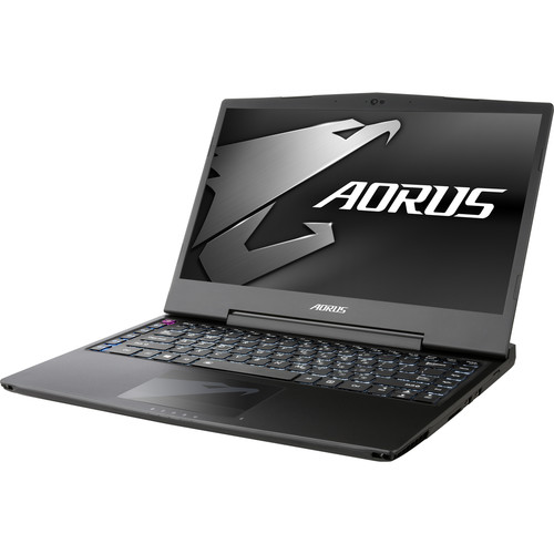 "Aorus 13.9"" X3 Plus v6 Notebook"