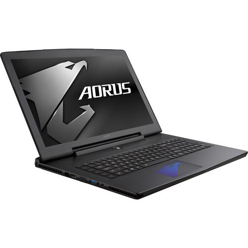 "Aorus 17.3"" X7 v6 Notebook"