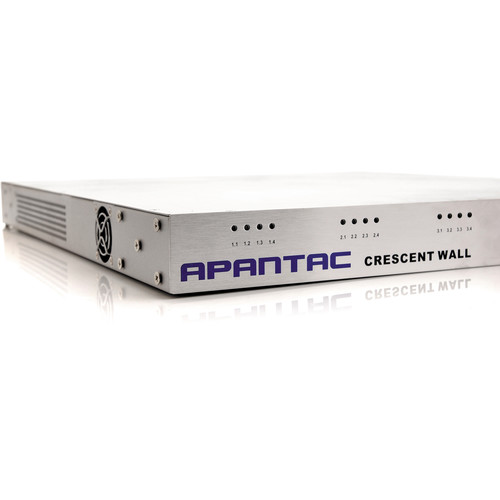 Apantac Crescent 1RU W-3x3 Video Wall Processor