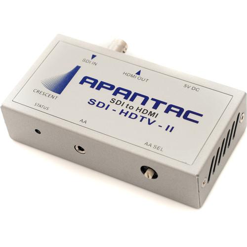 Apantac DA-SDI-HDTV-II SDI to HDMI / DVI Converter