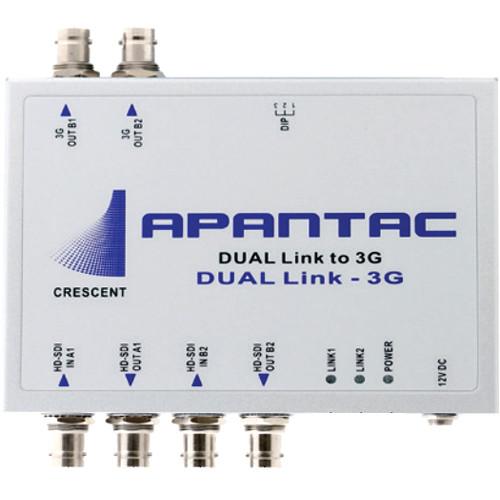 Apantac Dual Link HD-SDI to 3G Converter