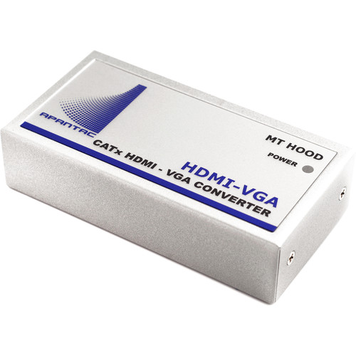 Apantac DVI/HDMI to VGA Converter