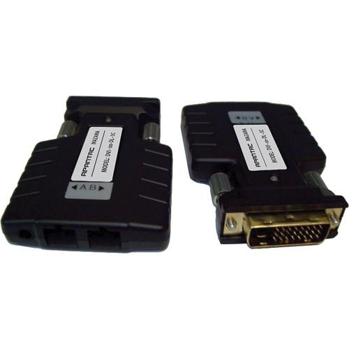 Apantac DVI-xx-SC-DL Dual- & Single-link Extender with 1 SC Fiber Optic Cable