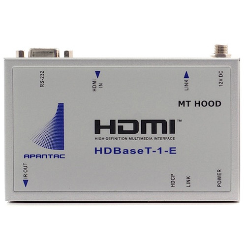 Apantac Single-Port HDBaseT HDMI Extender