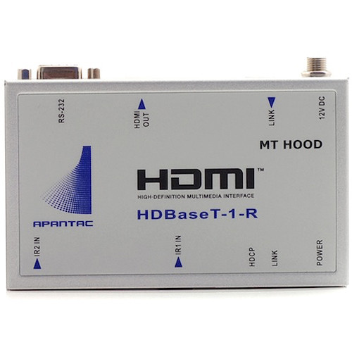 Apantac Single-Port HDBaseT HDMI Receiver