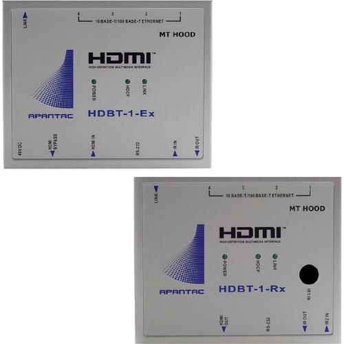 Apantac HD Base T HDMI Extender / Receiver with Ethernet, POE