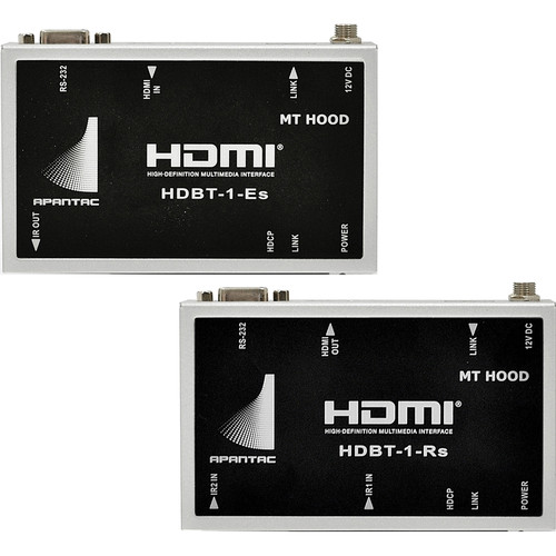 Apantac HDBT-SET-3 HDBaseT HDMI Extender and Receiver Set