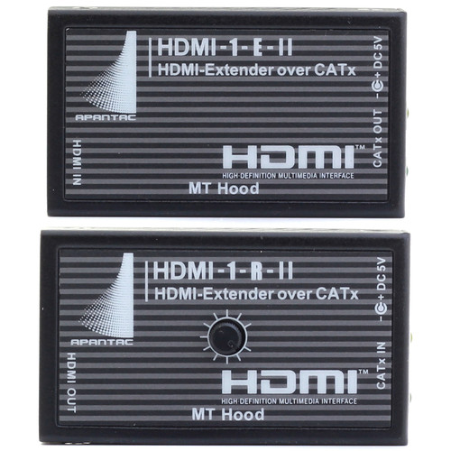 Apantac HDMI over Cat-6 Receiver (Up to 150', 1920x1080p)