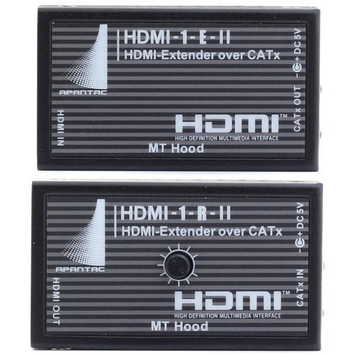 Apantac HDMI over Cat-6 Receiver (Up to 150', 1920x1080p)