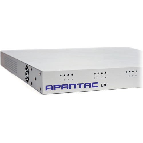 Apantac LX-16HD HD/SD-SDI Multiviewer with Router (16 Inputs)