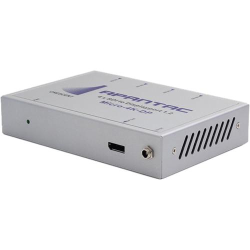 Apantac Micro-4K-DP UHD/4K to DisplayPort Converter