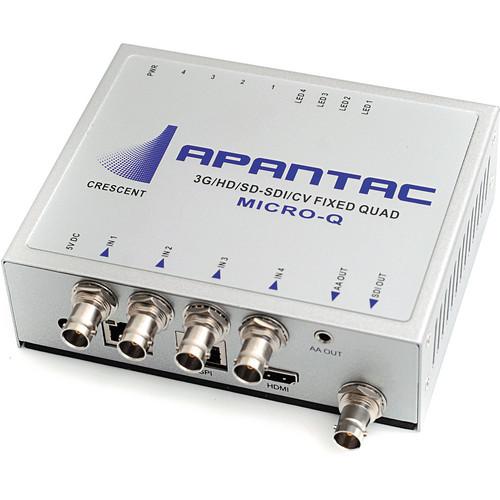 Apantac MicroQ-S Simple Quad-Split