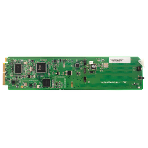 Apantac HDMI 1.3 to SDI Converter Module and Rear Module with DashBoard Interface for openGear Frame