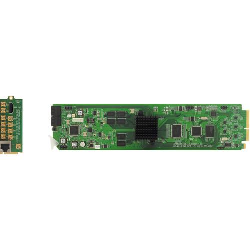 Apantac OG-Mi-9+-MB openGear Card & OG-Mi-9+-RMC Rear Module Kit