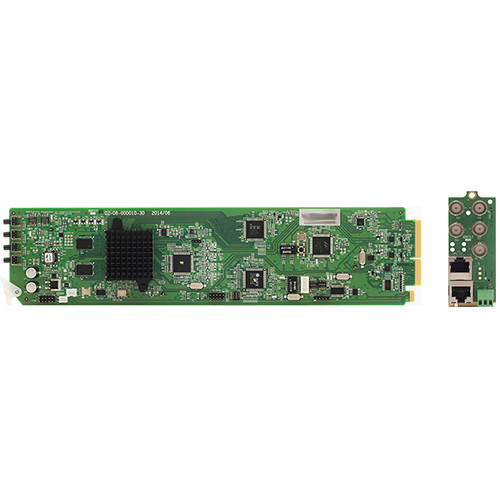 Apantac UHD/4K Downconverter Card and RMx Rear Module Set for openGear 3.0 Frame