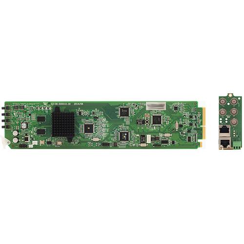 Apantac UHD/4K Downconverter Card and Rear Module Set for openGear 3.0 Frame