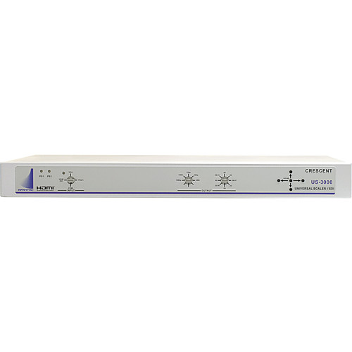 Apantac US-3000 Universal Scaler with SDI Outputs