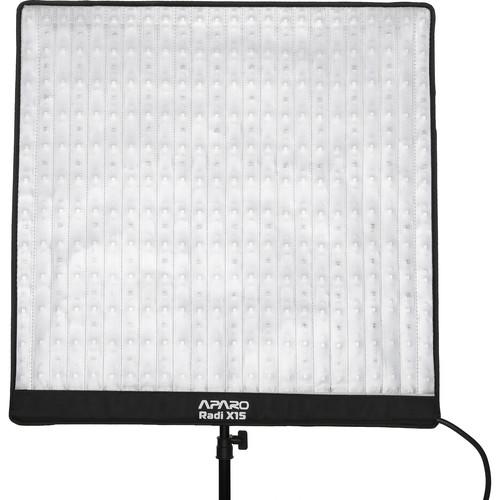 Aparo Radi X15 RGBW LED Flex Light Kit with Softbox