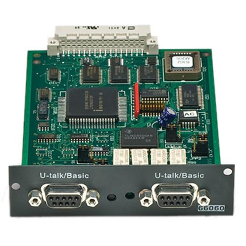 APC MGE 2 U-Talk/Basic Ports Communication Card
