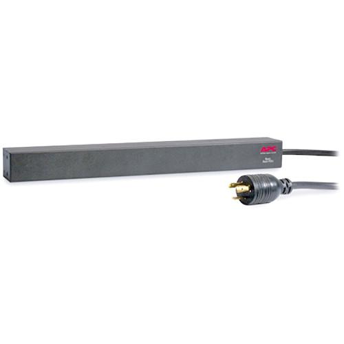 APC AP9566 12-Outlet 208V Basic Rack Power Distribution Unit (1 RU)