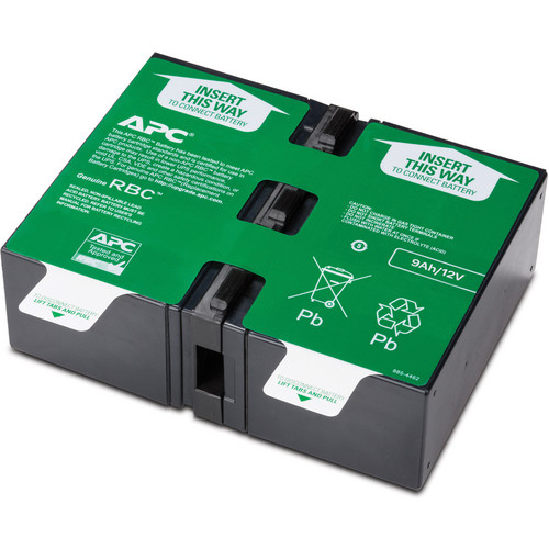 APC Replacement Battery Cartridge #130 (Black)
