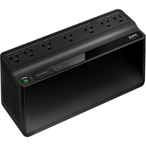 APC Back-UPS 650VA Battery Backup & Surge Protector with USB Charging Port