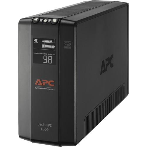 APC 8-Outlets Back-UPS Pro 1000 VA UPS
