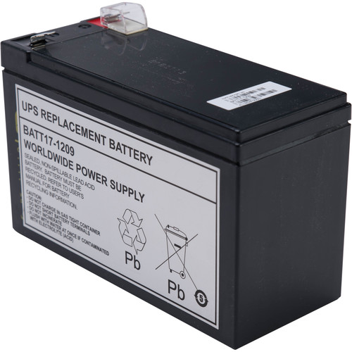 WORLDWIDE POWER SUPPLY Replacement Battery #17