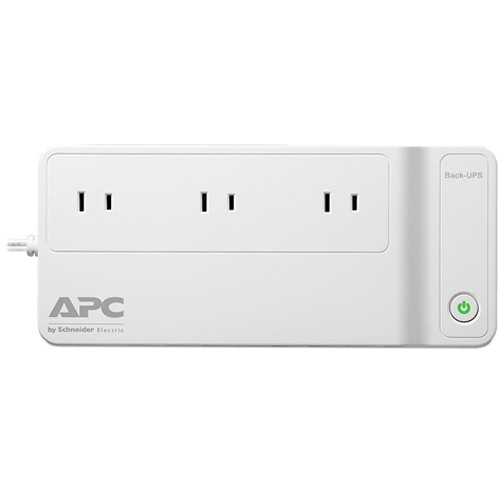 APC BGE70 Back-UPS Connect 70, 120V, Network Backup (White)