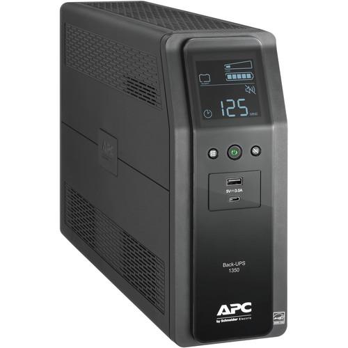 APC Back-UPS Pro BN 1350VA Battery Backup & Surge Protector