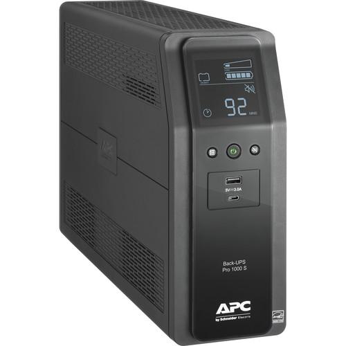 APC Back-UPS Pro BR 1000VA Battery Backup & Surge Protector