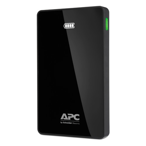 APC 10000mAh Mobile Power Pack (Black)