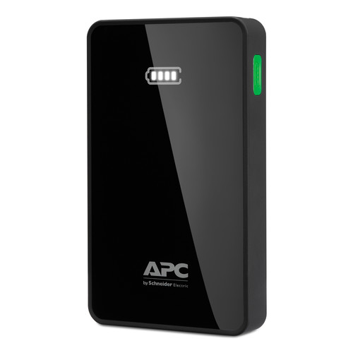 APC 5000mAh Mobile Power Pack (Black)