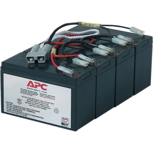 APC RBC12 Replacement Battery Cartridge #12