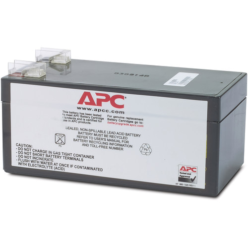 APC Replacement Battery Cartridge #47 for SurgeArrest Surge Protector (3200 mAh)