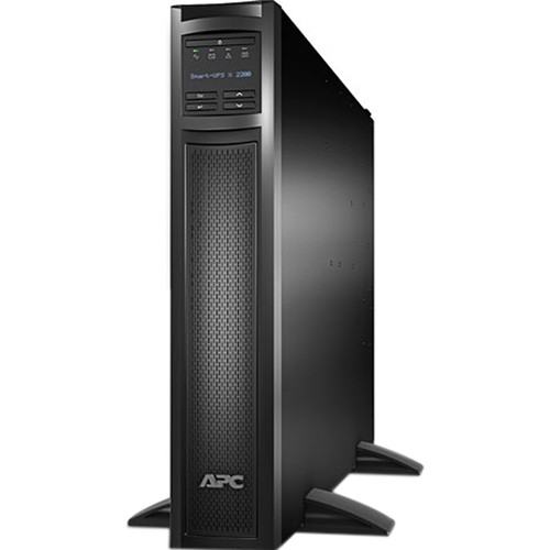 APC Smart-UPS X 2200VA Rack/Tower LCD 100-127V