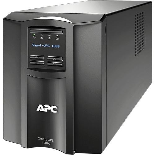 APC Smart-UPS SMT1000C with SmartConnect