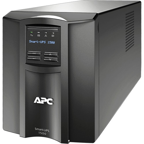 APC Smart-UPS SMT1500C with SmartConnect