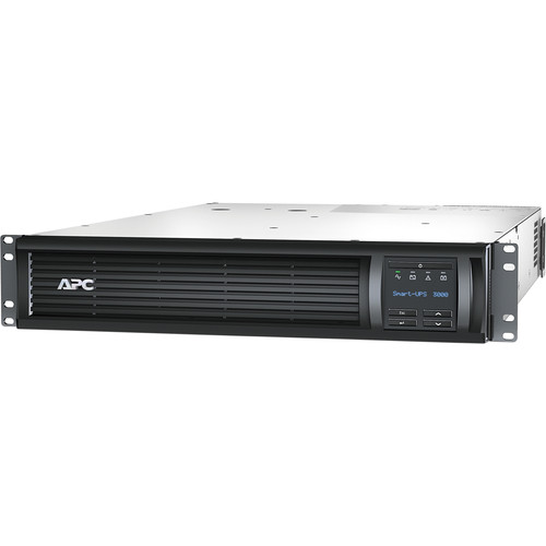 APC Smart-UPS Battery Backup with Network Card