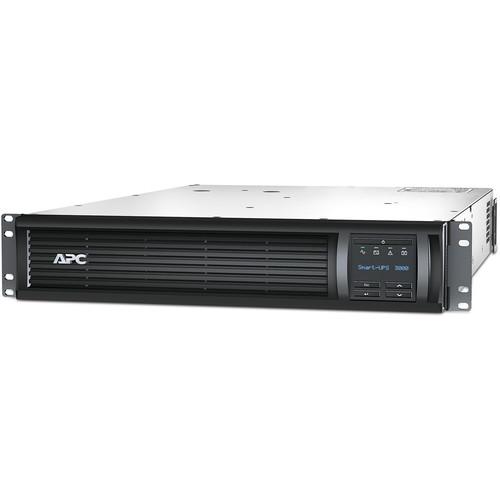 APC Smart-UPS 3000VA Rackmount with LCD Display (100V, 2 RU)