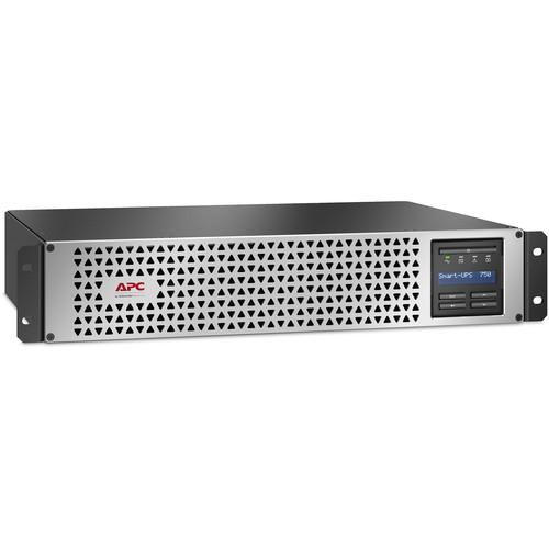 APC Smart-UPS 750VA Li-Ion Short-Depth Rackmount with SmartConnect (120V)
