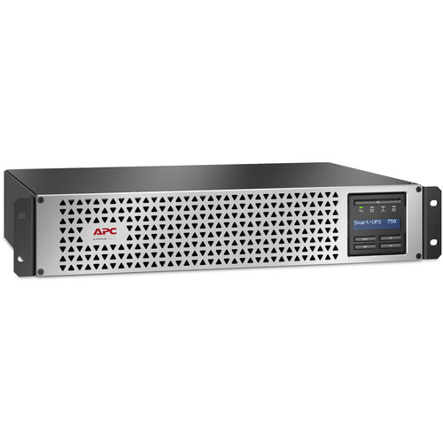 APC Smart-UPS 750VA Li-Ion Short-Depth Rackmount with SmartConnect (120V)