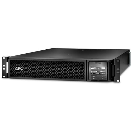 APC Smart-UPS SRT 3kVA Rackmount Battery Backup & Surge Protector (208/230V IEC)