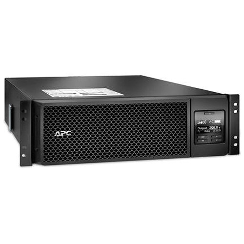 APC On-Line SRT 5000VA RM (208V) Smart-UPS