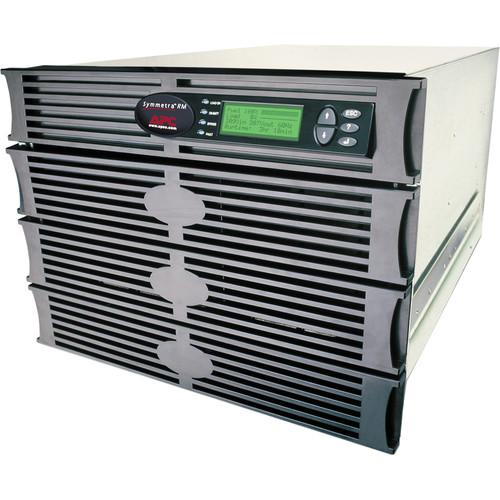APC Symmetra RM 6kVA to 6kVA N+1 Single Phase UPS and Scalable Double-Conversion (208/240V)